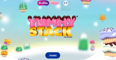 Yummy Stack - Jeu Illiko FDJ